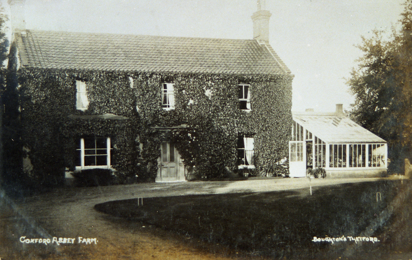 Seppings_Robert and Mary_Coxford Abbey Farm_Kings Lynn_Nth Norfolk_1712 s