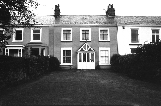 Seppings_Sir Robert_residence_No 3 Mount Terrace_Taunton_1989a s