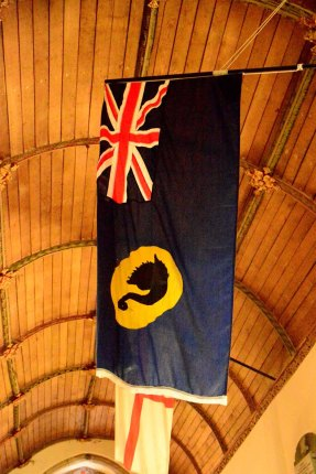 Lockyer_Edmund_Wembury_St Werburgh's Church_Flag2_Sue Carylon photo s