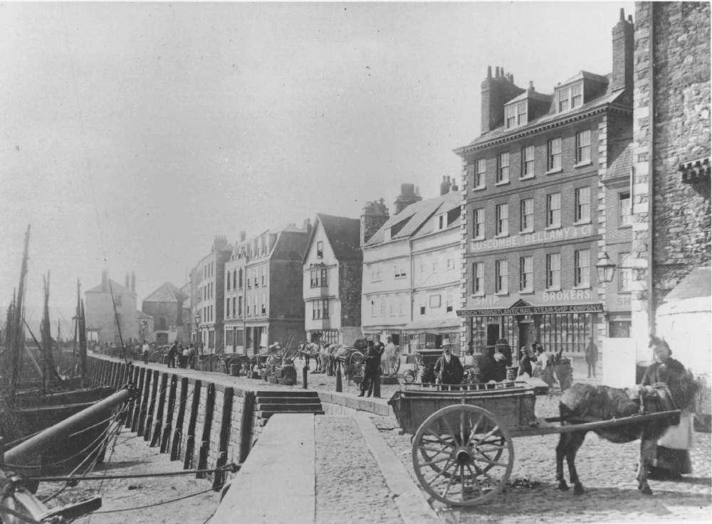 Plymouth Barbican_Victorian