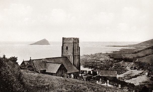 St Werburgh's Church_Wembury_a s