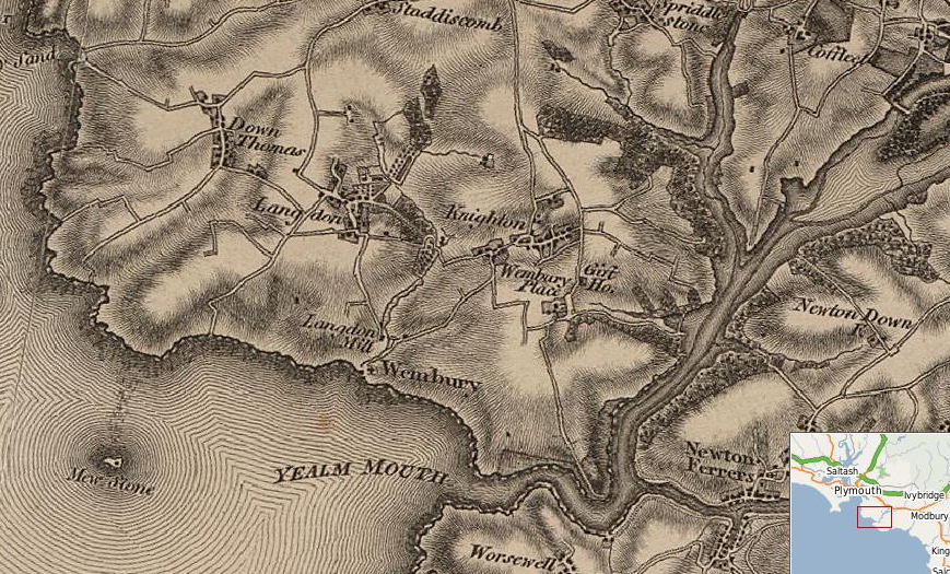 Wembury_map_1809b