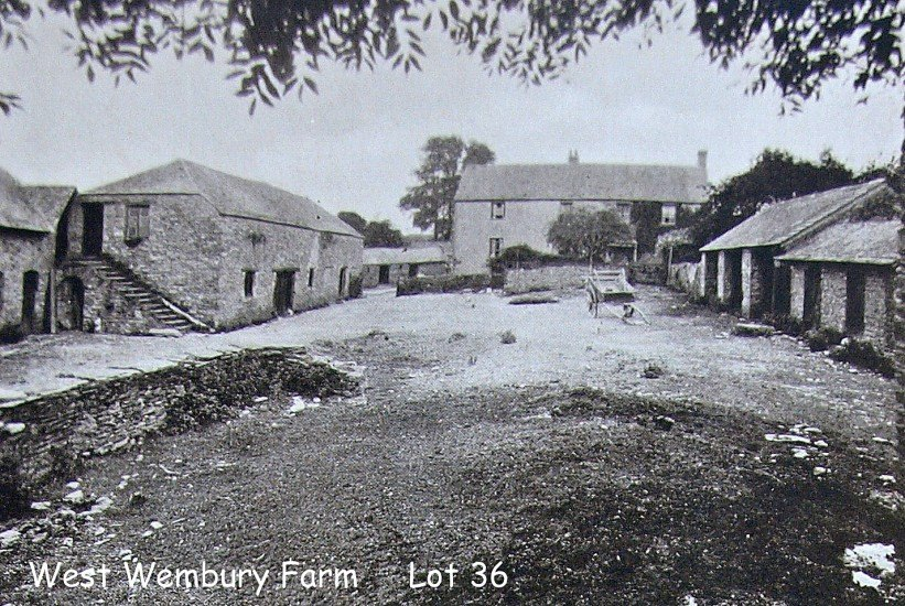 West Wembury Farm_1927