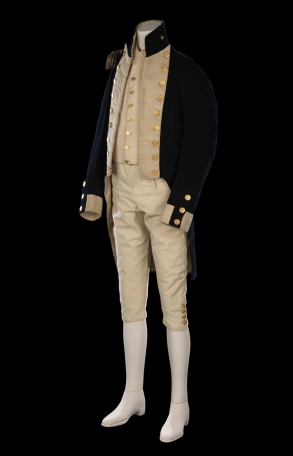 Hicks Uniform 1812-25. ZBA4957, ZBA4958, ZBA4959 and ZBA4960.