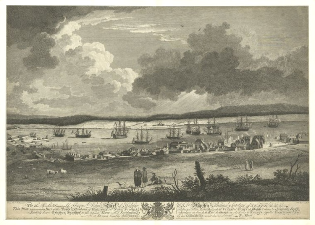 Halifax, Nova Scotia, 1777a