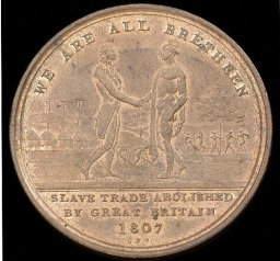 Abolition medal