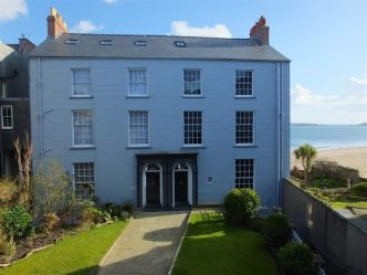 No 4 Rock Terrace in Tenby, Pembrokeshire-768x576